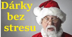 Vánoční dárky bez stresu - objednejte již nyní, výměna do 10.1.2021