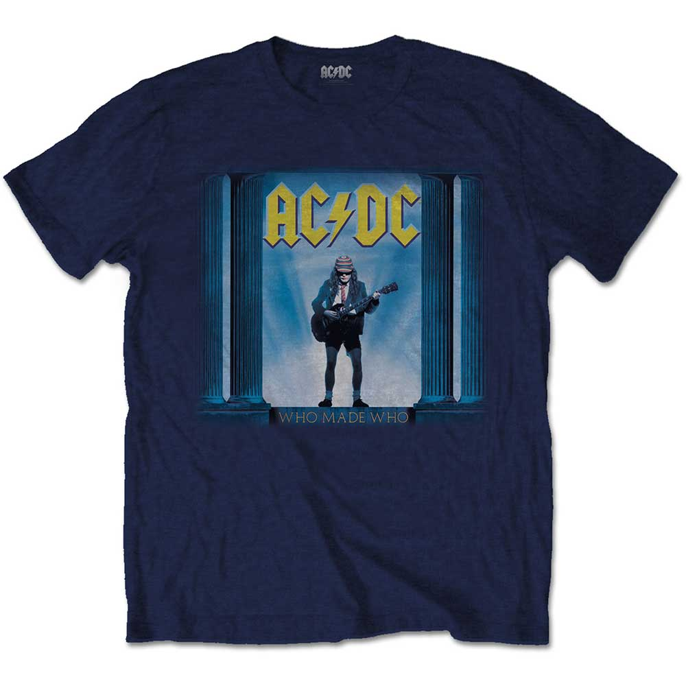 Tričko ACDC Who Made Who