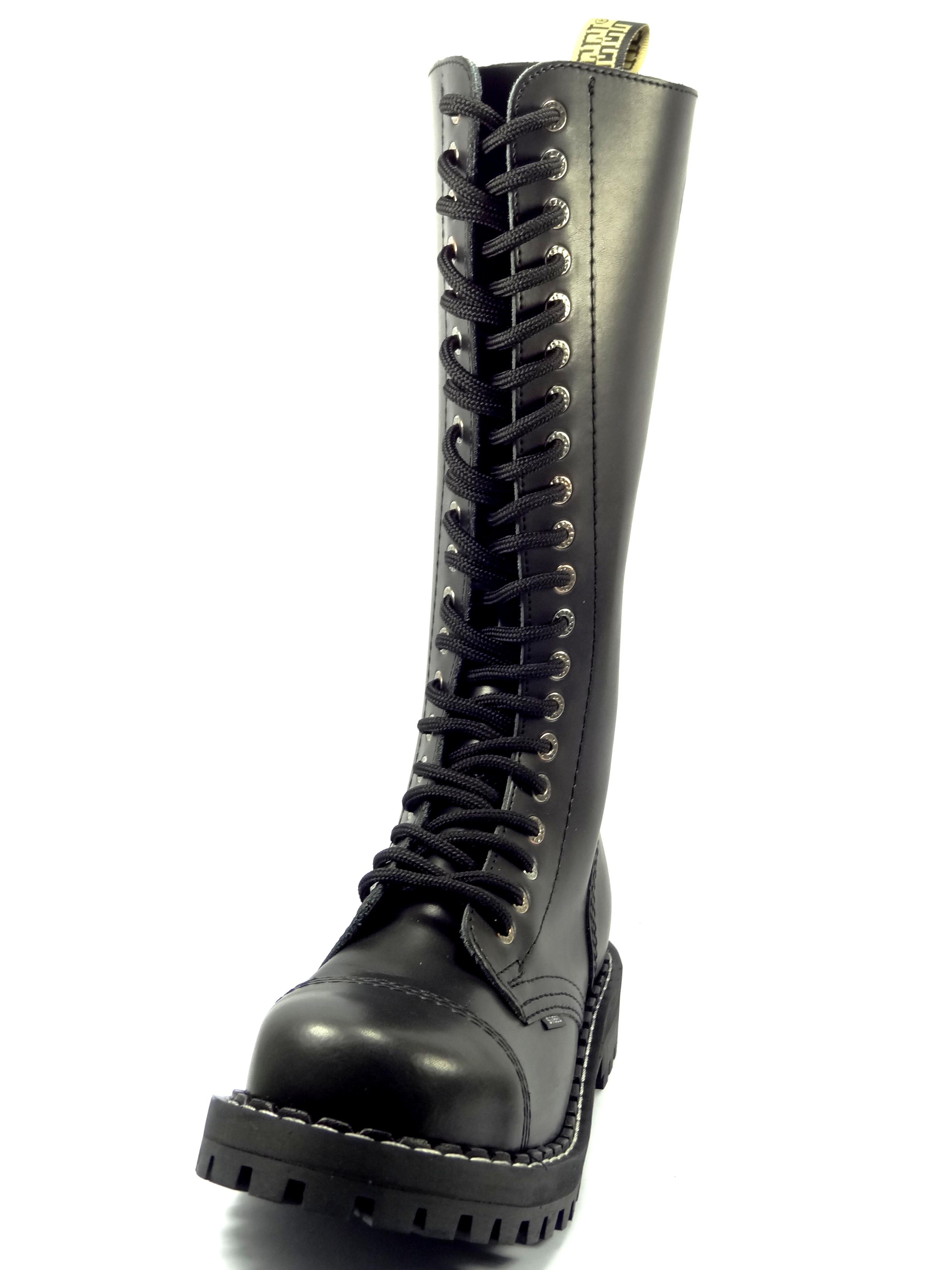 2e1b2bc7d18 Kompletní specifikace · Doplňkový sortiment (4). Steel boty 20 dírkové černé