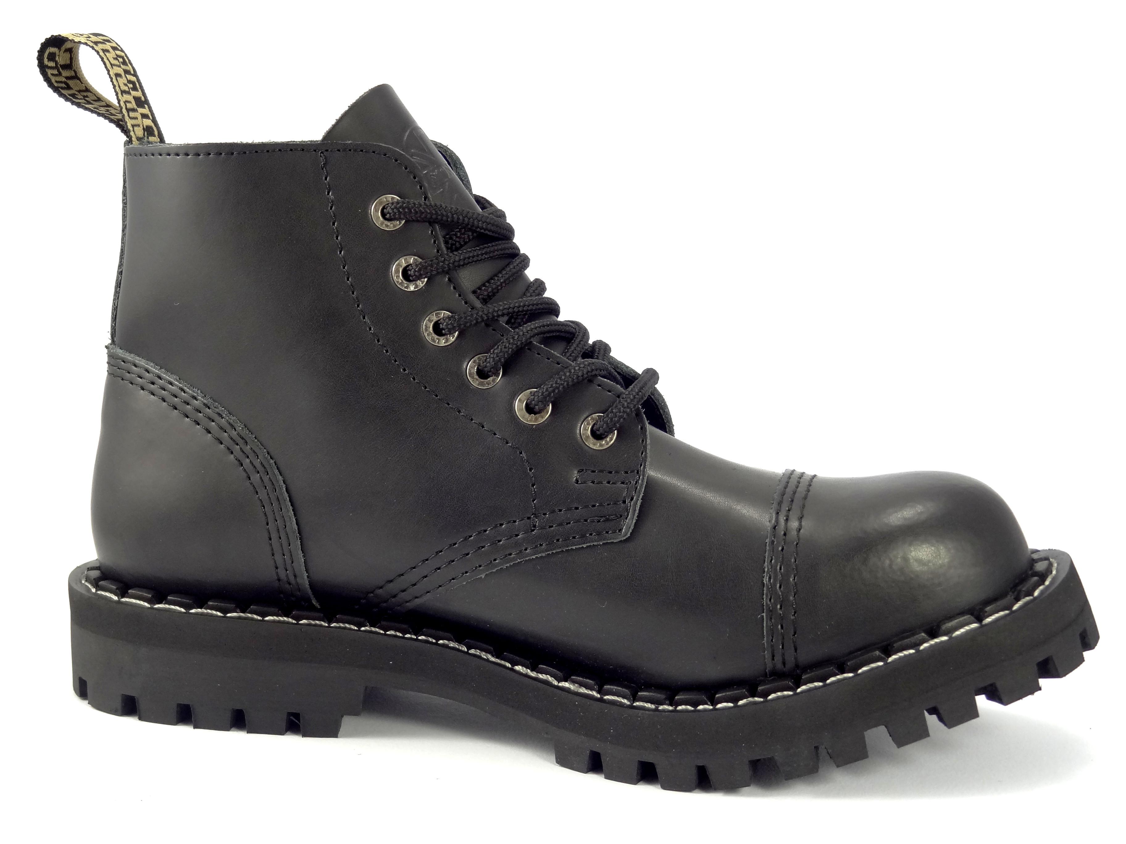 5e21f67f030 Kompletní specifikace · Doplňkový sortiment. Steel boty 6 dírkové černé
